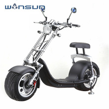 2018 hot sale cheap new type 18*9.5 Inch 1200w electric eec scooter