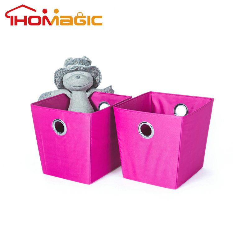 Hot promotional ECO-Friendly doll storage boxes