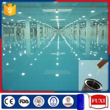China Products ISO9001 Standard Industrial Solvent Epoxy Self-leveling Seal Primer Workshop Floor Paint