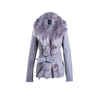 Custom high quality cheap ladies overcoat designs