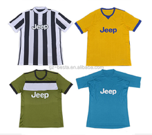Thai Quality Football Shirts Cheap Wholesale Striped Soccer Jerseys