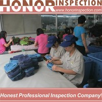 inspection services agents garment bag