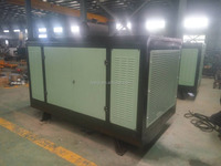 Qian Kun diesel stationary screw air compressor 260cfm 14 bar 118KW