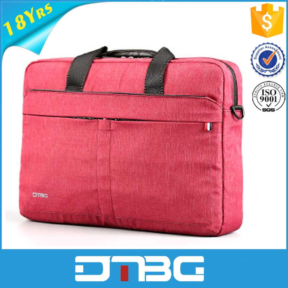 hanging fabric laptop bag customized sample available