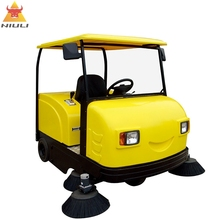 Factory direct supplier parking lot sweeper