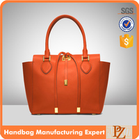 SS367-2016 Orange lady bag, high quality handbags designer ladies handbag