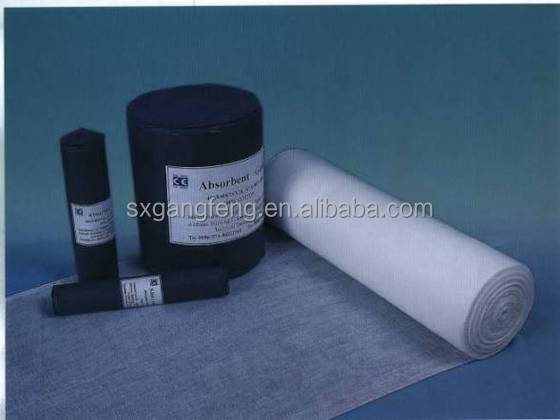 absorbent gauze roll, 100% cotton