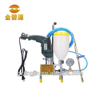 JBY800 High Pressure PU Foam Machine