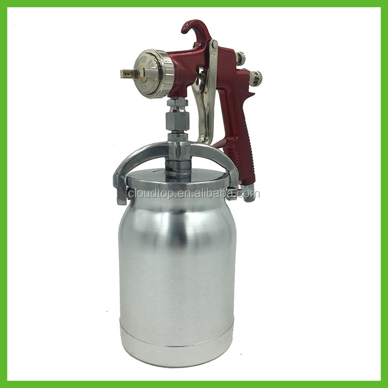 SAT1179 high quality spray paint gun 1.7 pneumatic spray guns professional air spray paint gun airbrush sprayer