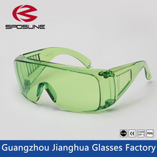 AS Australian Standard High Impact CE En166 Fit over Safety Goggles Glasses
