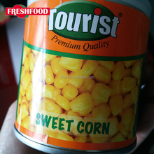 Canned corn in tin 340g All types of non gmo yellow canned corn Canned Sweet Corn 400 G