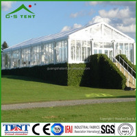 clear roof transparente large party wedding marquee tent 2016