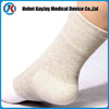 best selling products circular Knitting unisex sports royalblue heating knitted ankle brace guard