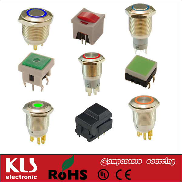 Good quality fuled switch switch UL VDE CSA CE ROHS 27 KLS Brand