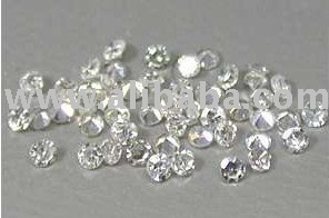 3mm Calibrated Natural Diamonds Wholesale Lots