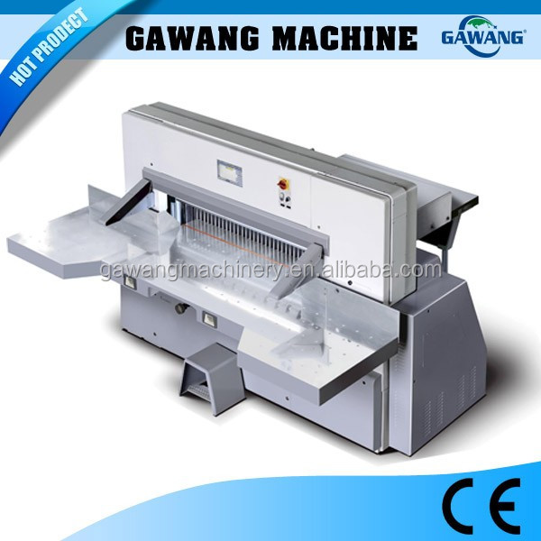Automatic High Quality High Precision Paper Cutting Machine Price