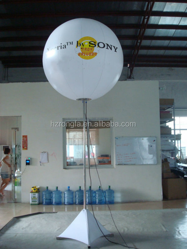 For party /display/ sales/inflatable stand balloon light