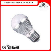 Foshan Factory 3W glass bulb G45 waterproof bulbs led bulb lamp CE
