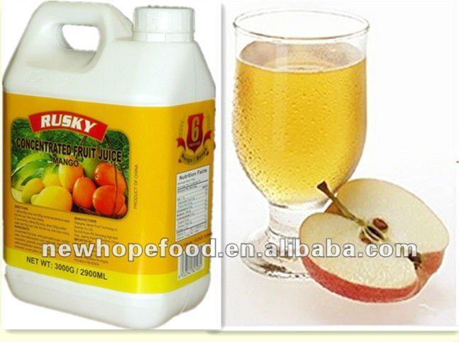 6 Times Apple Juice Concentrate