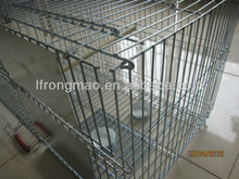 Fold-up pet cages/pet crate
