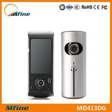 Super quality driving recorder,rechargeable battery dual lens car video recorder,gps car black box dual camera