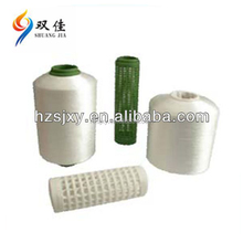 raw white high quality 108D rayon embroidery thread(with soft cone form)