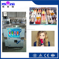 High Production GLORY CE Approved Ice Popsicle Making Machine Used