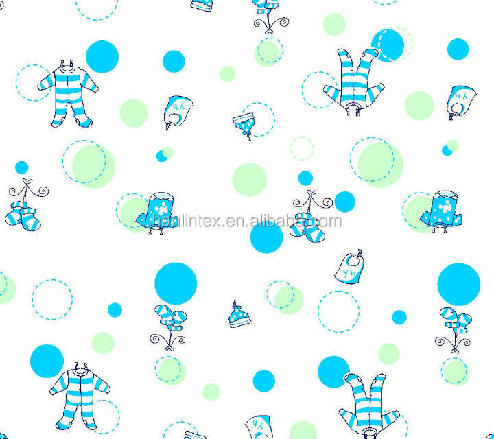 Wholesale Custom Design printed 100% Cotton fabric for Children,Sheer floral fabric custom custom wholesale home textile print