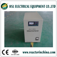 SVC series single-phase high precision full-automatic AC voltage regulator 10kva
