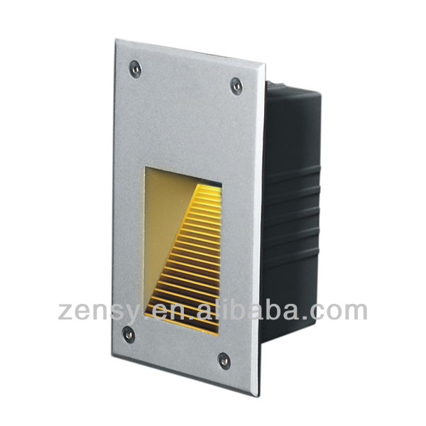 Elegant motion sensor wall pir led street light sresky 2w led wall light