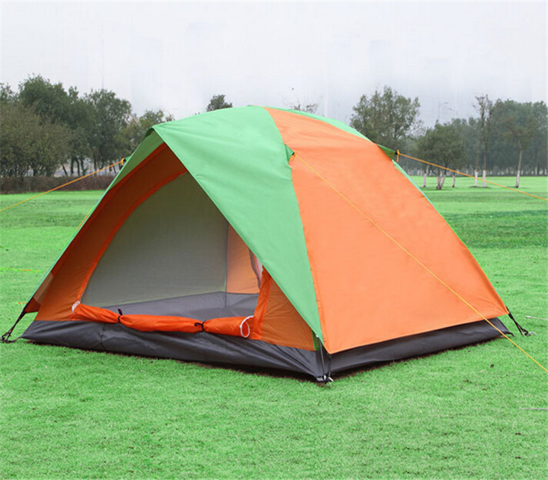 camping tent for 3 peple family tent large house