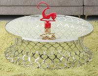 modern living room furniture glass coffee table
