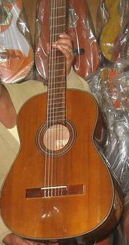 Acoustic guitars 100% Made in Mexico