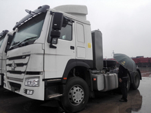 Electric Tow Trucks,Sino Truck Howo Tractor Truck, EURO2,336-420hp