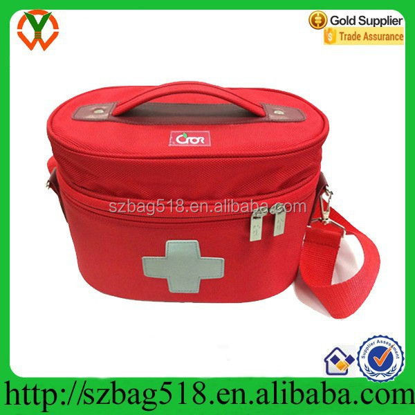 wholesale tote style portable suvival medical emergency kit