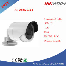 Hikvision Full Hd 3 Megapixel CCTV Camera IR Mini Bullet camera security camera