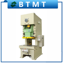 BTMT Brand JH21 Series car number plate making punching machine with CE&ISO