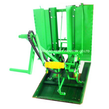 Farm used manual type 2 rows rice transplanter products