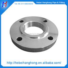 high quality ansi class 125 stainless steel flange pipe fittings