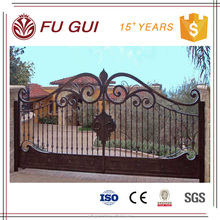 20%off powder coating manual control simple iron gate grill designs