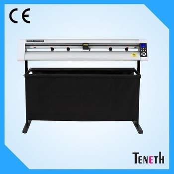 740mm 1300mm Cheap Cutting Plotter Price/Sticker Vinyl Cutter Plotter with Optical Sensor/USB Driver Cutting Plotter