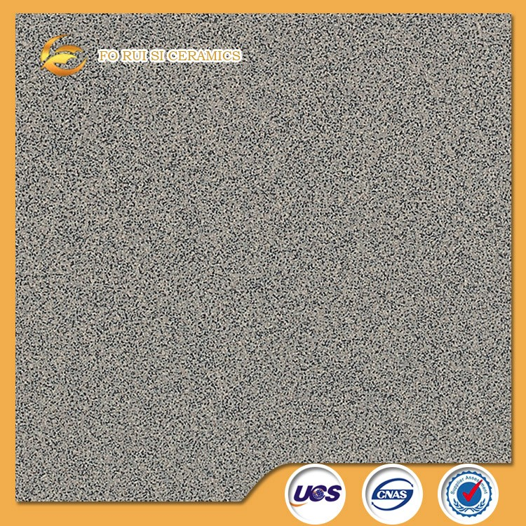 Young iso9001 shiny soluble salt tile white porcelain tile