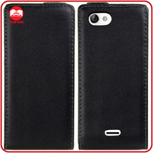For Sony Xperia J St26i Flip Case
