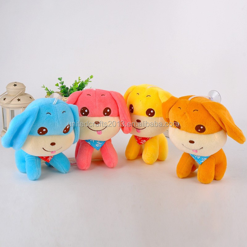 Hot sell cheap price, lovely big ear dog soft toy, custom plush toy