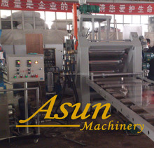 Roller-three PET Sheet Extruder Production Line
