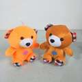 Custome plush toys for crane machines plush teddy bear toys cartoon character bear toys for kids
