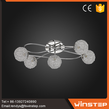 Round ball pendant light ball chandelier made in China