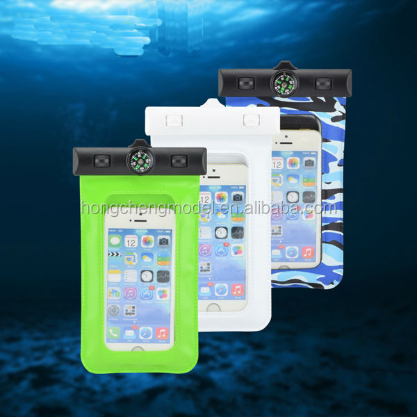 PVC Celular Phone Waterproof Case Pouch Bag, Hot Selling, China Supplier