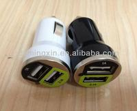 mini promotional usb car charger usb warehouse