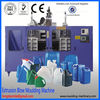 Extrusion bottle blow molding /moulding making machine